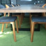 La Trobe University Board Room Table