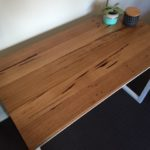 Hardwood Reclaimed Timber Desk
