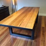 Indoor Hardwood Reclaimed Timber Table